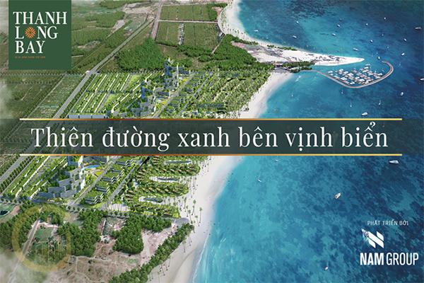 Banner Thanh Long bay