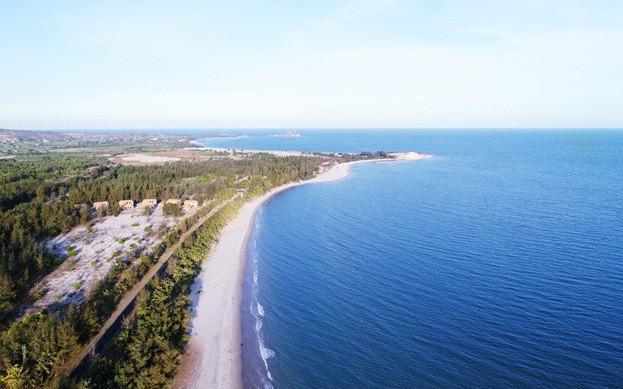 Bất động sản nghỉ dưỡng ở vịnh biển hấp dẫn nhà đầu tư - Ảnh 1.