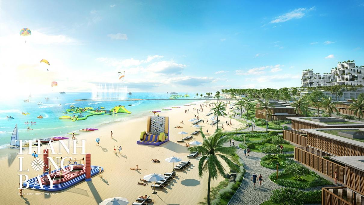 Tổ hợp đô thị nghỉ dưỡng Thanh Long Bay