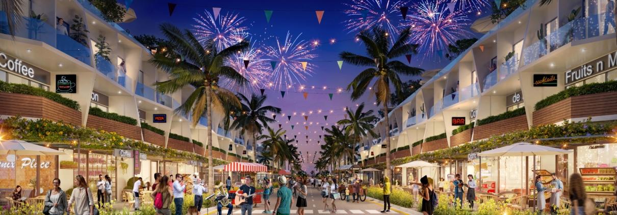 Dự án Thanh Long Bay - Trung tâm giải trí