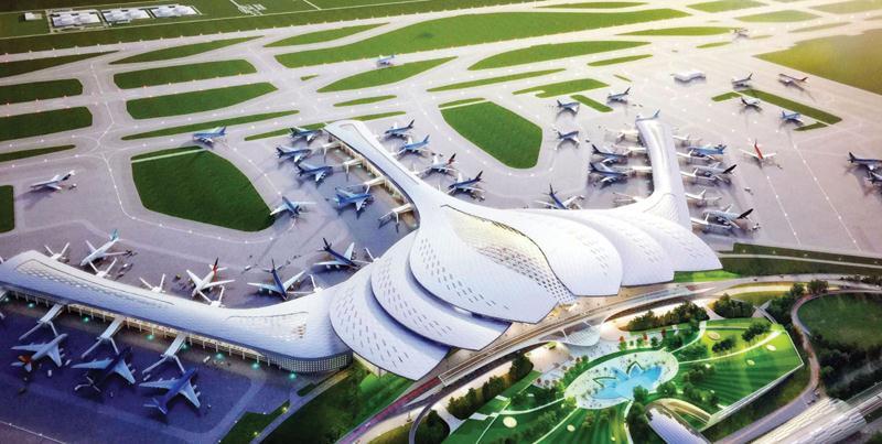 Cảng hàng không Long Thành - Thanh Long Bay 2020