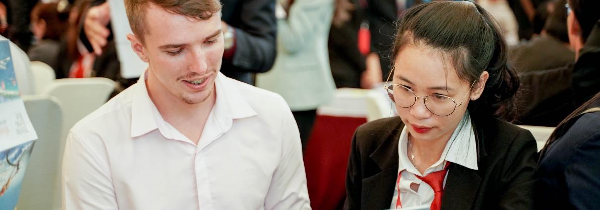 Dự án Thanh Long Bay thu hút sự quan tâm của nhiều người nước ngoài đang sinh sống và làm việc tại Việt Nam
