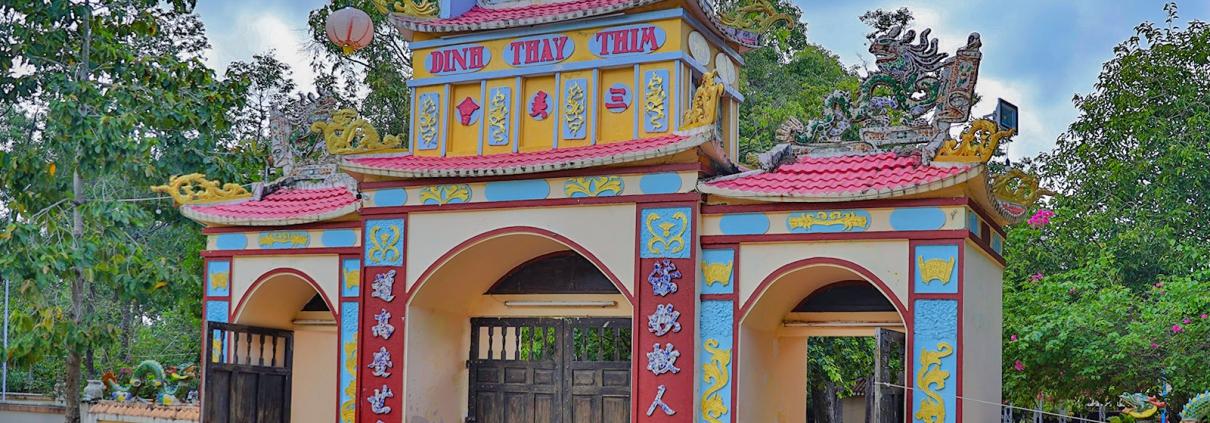 Dinh Thầy Thím - dự án Thanh Long Bay