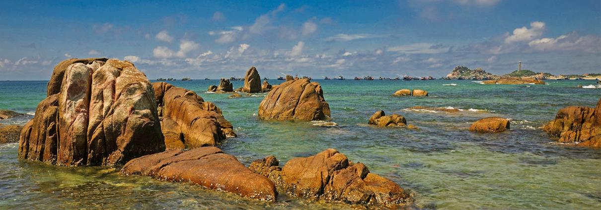Vịnh Đá Nhảy - dự án Thanh Long Bay