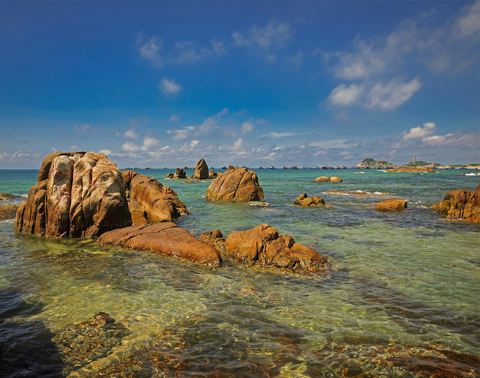 Thanh Long Bay đánh thức thiên đường nghỉ dưỡng Kê Gà