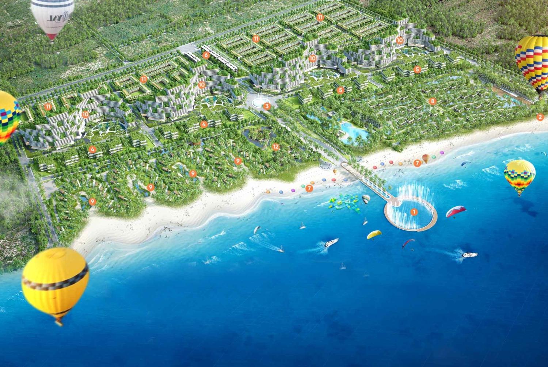 du an Thanh Long Bay