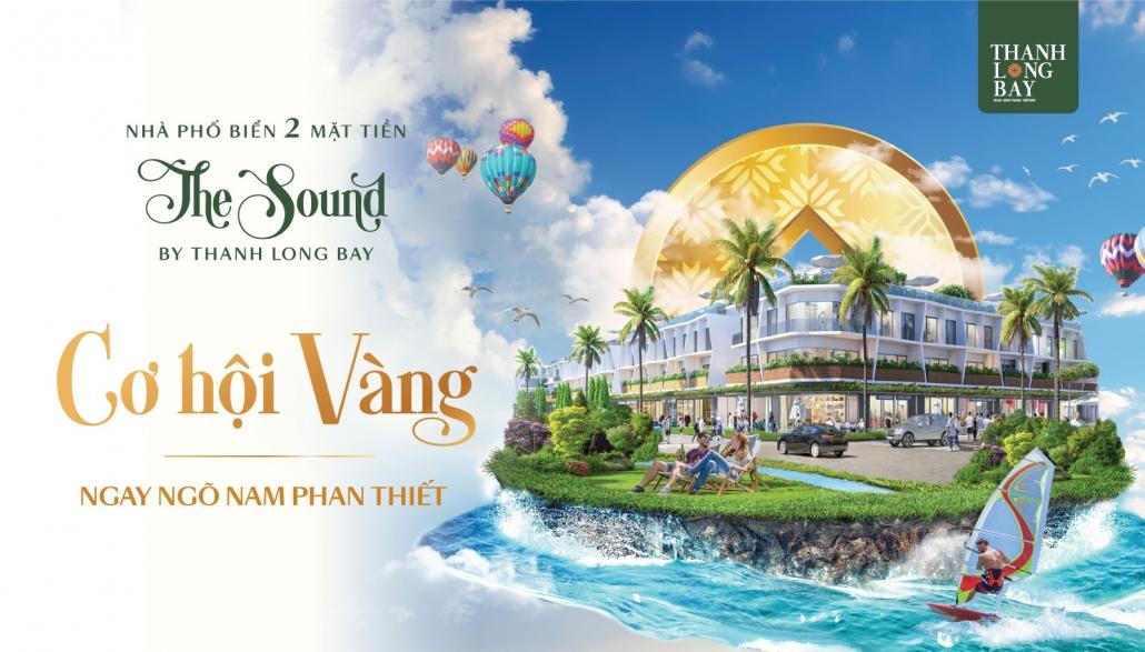 The Sound Nhà Phố Thanh Long Bay