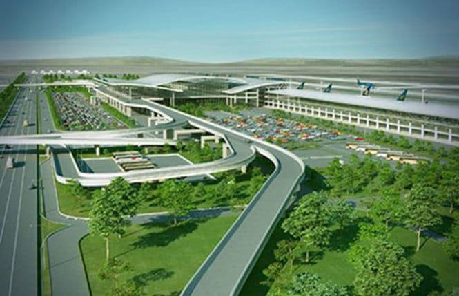 SÂN BAY PHAN THIẾT GIAI ĐOẠN 2020-2021 ĐANG GẤP RÚT TRIỂN KHAI XÂY DỰNG HƠN 10.000 TỶ - Du an Thanh Long Bay